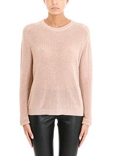Laneus-sheer sweater