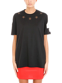 Givenchy-Star Over T-shirt