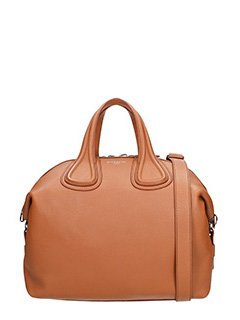 Givenchy-Borsa Nightingale Tote  in pelle cuoio