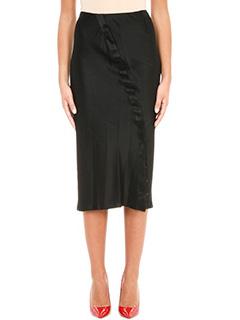 T by Alexander Wang-Longuette skirt