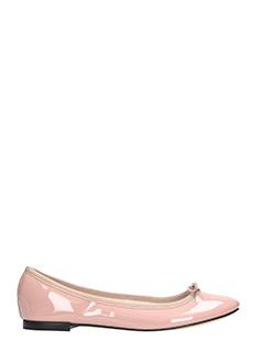Repetto-Ballerine Cendrillon in vernice rosa