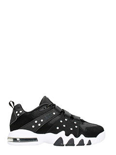 Nike-Sneakers Air Max Cb94 in camoscio nero