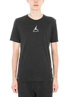 Nike-t-shirt DF 23-7 in cotone nero