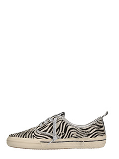 ... Golden Goose Deluxe Brand SNEAKERS CALIFORNIA IN SUEDE E PELLE ANIMALIER  3 ...
