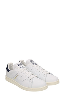 ... Adidas SNEAKERS STAN SMITH IN PELLE BIANCA 2 ...