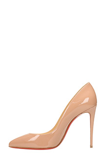 ... Christian Louboutin DECOLLETÈ PIGALLE FOLLIES IN VERNICE NUDE 3 ...