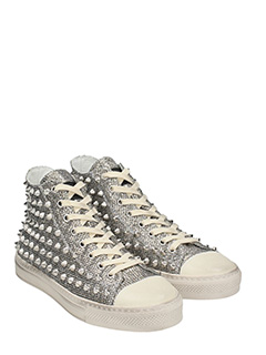 ... Gienchi SNEAKERS JEAN MICHEL STRASS ARGENTO 2 ...