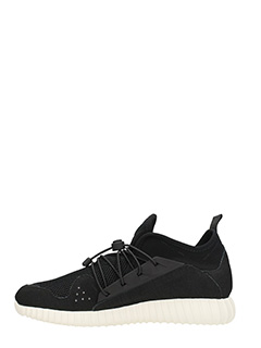 ... Thoms Nicoll SNEAKERS IN MESH NERO 3 ...