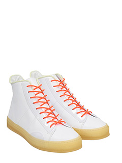 ... Gienchi SNEAKERS STAN SMITH IN PELLE BIANCA 2 ...