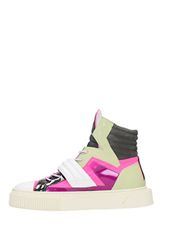 ... Gienchi SNEAKERS HYPNOS IN TESSUTO MULTICOLOR 3 ...