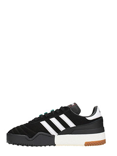 ... Adidas By Alexander Wang SNEAKERS AW BBAL SOCCER IN CAMOSCIO NERO 3 ...