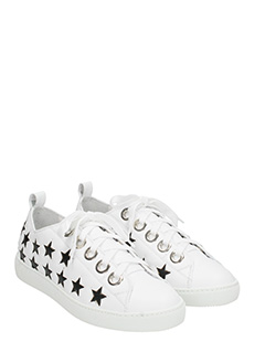... N 21 SNEAKERS IN PELLE BIANCA 2 ...